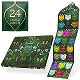 Pukka Herbs Tee Adventskalender 2020 ohne Schokolade Adventskalender der perfekte Adventskalender für Teeliebhaber (24 x Beutel)