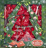 Cosmetic Advent Calendar - Beauty-Adventskalender mit 24 Makeup-Überraschungen für die Weihnachtszeit - von Boulevard de Beauté