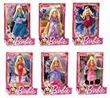 Mattel V7050 - Mini Prinzessin Barbie, sortiert
