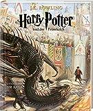 Harry Potter und der Feuerkelch (farbig illustrierte Schmuckausgabe) (Harry Potter 4)