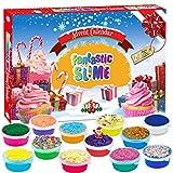 Wesimplelife Adventskalender 2020 Weihnachten Countdown Spielzeug für Kinder Weihnachtskalender für Mädchen Jungen 24 Spielzeugkalender, Kreative Inhalte, Tolle Überraschungen