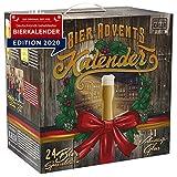 KALEA Bier Adventskalender Füllung 2020, Weihnachtskalender Geschenke für Männer