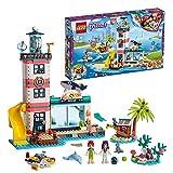LEGO41380 - Friends Leuchtturm mit Flutlicht,Bauset