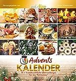 mixtipp: Adventskalender 2016: 24 + 1 weihnachtliche Überraschungen für den Thermomix®
