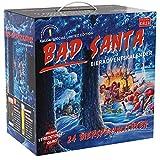 KALEA Bier Adventskalender Füllung 2020, Weihnachtskalender Bad Santa, Geschenke für Männer, Adventkalender