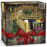 Bier Adventskalender Edition Belgien, 24 x 0,33l Biere von belgischen Craft Brewers und 1 Bierglas