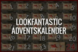 LOOKFANTASTIC Adventskalender