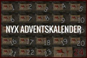 NYX Adventskalender