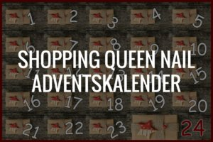 Shopping Queen Nail Adventskalender