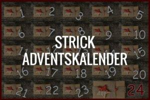 Strick Adventskalender