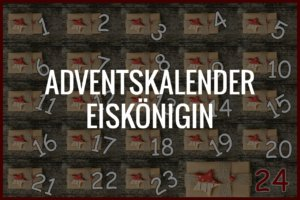 Adventskalender Eiskönigin