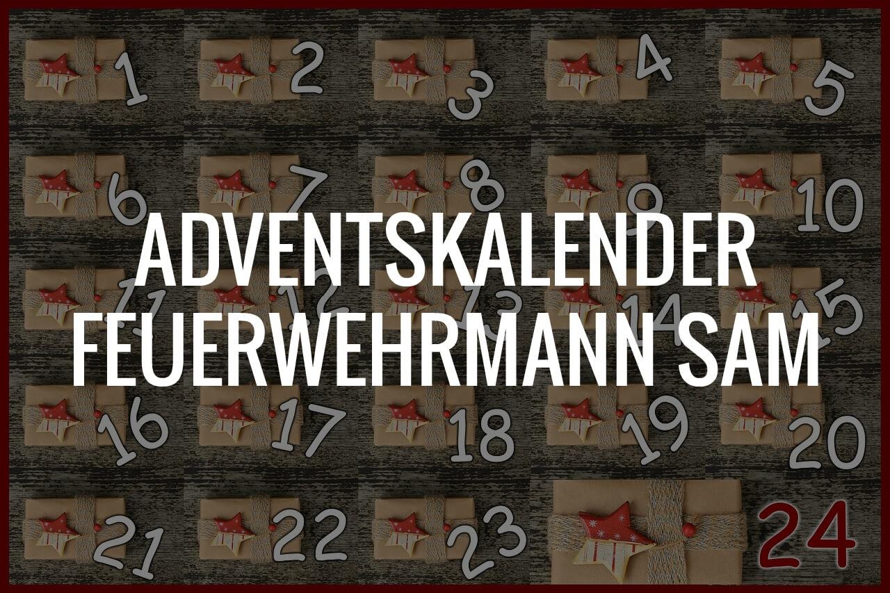 adventskalender feuerwehrmann sam adventskalenderheld. Black Bedroom Furniture Sets. Home Design Ideas