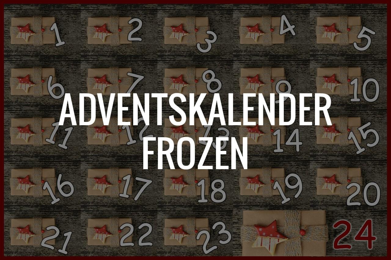 adventskalender frozen adventskalenderheld. Black Bedroom Furniture Sets. Home Design Ideas
