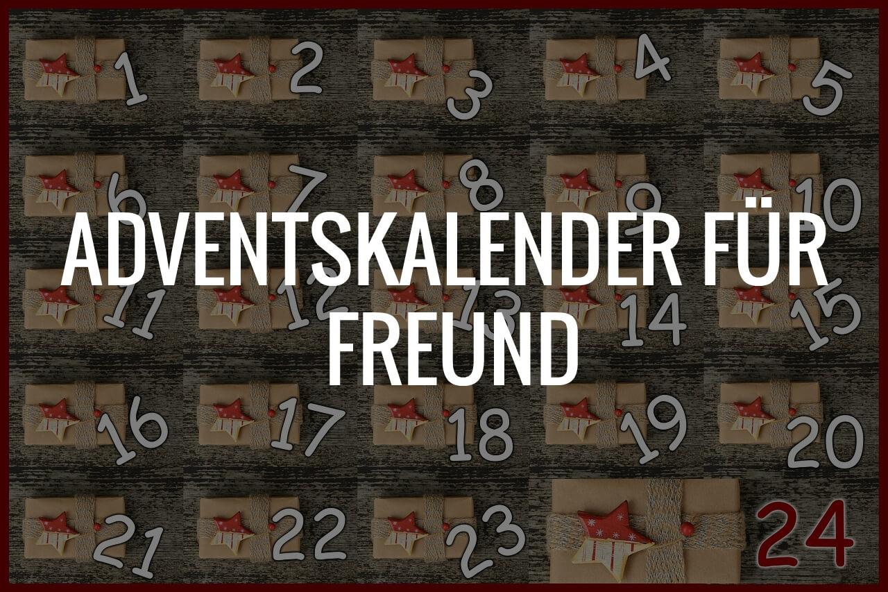 Adventskalender Für Freund 2019 Online Kaufen Produkte Angebote