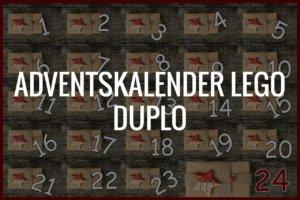 Adventskalender lego duplo 2018 online kaufen produkte angebote - Adventskalender duplo ...