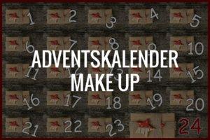 Adventskalender Make Up