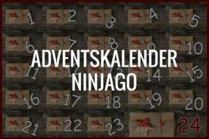 Adventskalender Ninjago