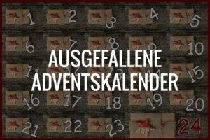 Ausgefallene Adventskalender