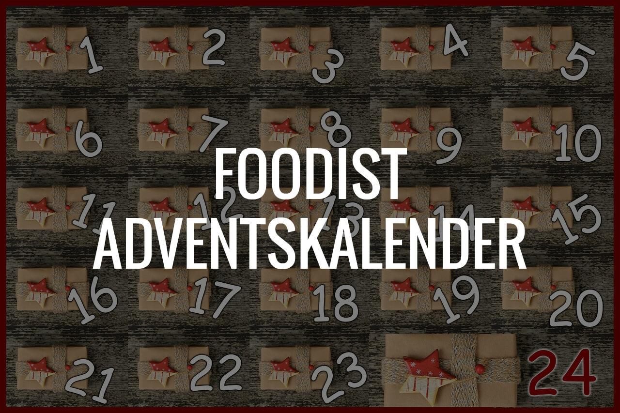 Foodist Weihnachtskalender.Foodist Adventskalender 2019 Online Kaufen Produkte Angebote
