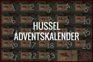 Hussel Adventskalender