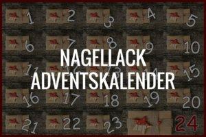 Nagellack Adventskalender