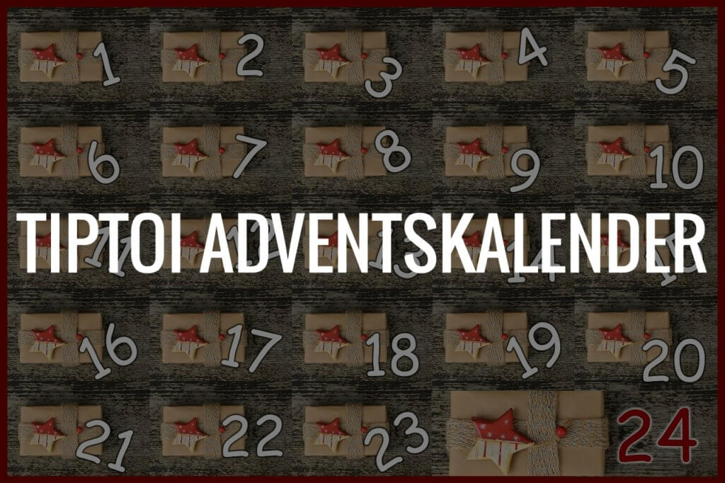 Tiptoi Adventskalender
