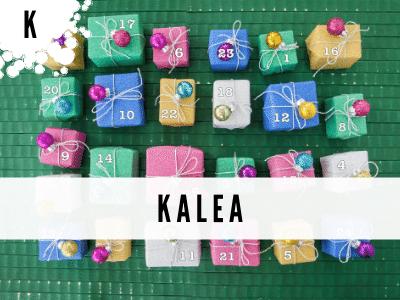 adventskalenderheld - kalea