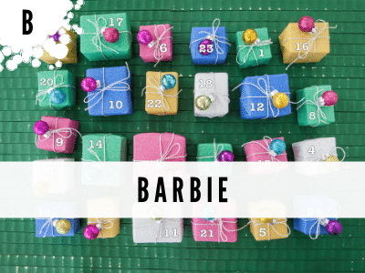 barbie-adventskalender